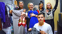 Ecole Alpha's leadership class took on a new fundraising efforts this year under the direction of PE/Leadership teacher Tammy Wirick. After collecting donations of grad attire they offered them up for  sale to interested students. […]