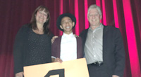 Burnaby students displayed talent beyond their years and essentially raised the roof of the MJ Fox Theatre at the 2017 Burnaby's Got Talent event. The top four finalists included vocalist Linn Rosa Meyer (Cariboo […]