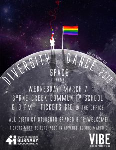 District Diversity Dance 2018 @ Byrne Creek Community School | Burnaby | British Columbia | Canada
