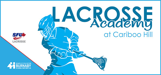 Field Lacrosse Academy Burnaby in Partnership with SFU