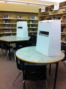 students votes elections canada booths