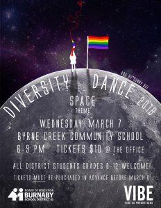 District Diversity Dance 2018 @ Byrne Creek Community School | Burnaby | British Columbia | Canada
