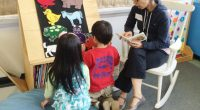 For preschool aged Indigenous children and their families/caregivers, there are four On My Way to Kindergarten sessions to choose from. Adults and children explore, learn, and have fun together while […]