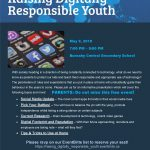 Raising Digitally Responsible Youth @ Moscrop Secondary School