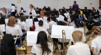 Even though they've only been playing their instruments since last September, Stride Avenue and Westridge band students wowed listeners at the Vancouver Kiwanis Band & Orchestra Festival. Adjudicators were […]