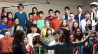 "Burnaby Mountain Secondary's choir collaborated with a local Indigenous hip-hop artist named Theresa Warbus, who performs as Keliya. She created a music video for her song, ""Take Us,"" that […]"
