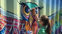 Two elementary schools unveiled new murals before the end of the school year that are sure to warm the hearts of passers-by for many years to come. SUNCREST ELEMENTARY […]