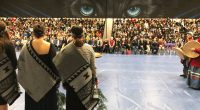 Moscrop Secondary held a Blessing Ceremony for its newly completed Spindle Whorl, carved under the guidance of Indigenous artist and Squamish Nation Elder Xwalacktun. He and the entire school […]
