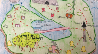 Grade 9 and 10 students from Alpha Secondary created maps of their lives during the pandemic. In a visual art assignment, students were asked to explore how they have […]