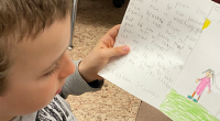 At Buckingham Elementary School, students learned first-hand about the significance of demonstrating empathy and kindness to others. The class sent hand-made cards and letters to show residents at a […]